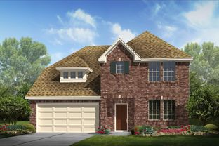 Captiva II - Midtown Park: Alvin, Texas - K. Hovnanian® Homes
