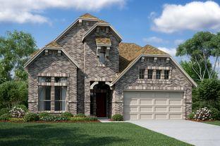 Sawyer II - Kodiak Crossing: Crosby, Texas - K. Hovnanian® Homes