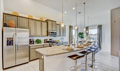 Kitchen-in-Willard II-at-Katy Pointe-in-Katy