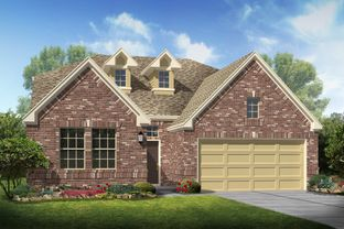 Tuscany II - Westwood: League City, Texas - K. Hovnanian® Homes