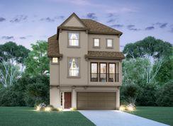 Milan II - Centrepark Terrace: Houston, Texas - K. Hovnanian® Homes