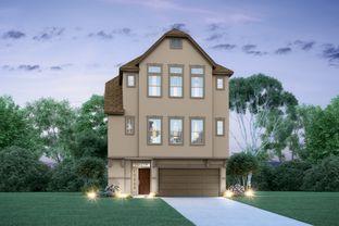 Paris - Centrepark Terrace: Houston, Texas - K. Hovnanian® Homes