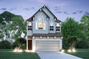 Naples - Centrepark Terrace: Houston, Texas - K. Hovnanian® Homes