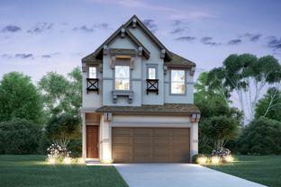 Alexandria - Centrepark Terrace: Houston, Texas - K. Hovnanian® Homes