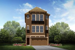 Roosevelt II - Centrepark Terrace: Houston, Texas - K. Hovnanian® Homes