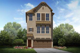 Jefferson II - Centrepark Terrace: Houston, Texas - K. Hovnanian® Homes