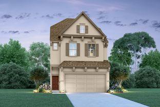 Frances - Centrepark Terrace: Houston, Texas - K. Hovnanian® Homes