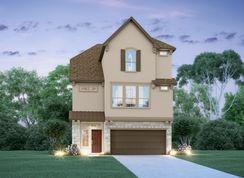 Athena II - Centrepark Terrace: Houston, Texas - K. Hovnanian® Homes