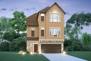 Theta II - Centrepark Terrace: Houston, Texas - K. Hovnanian® Homes