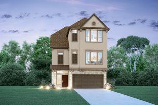 Odyssey II - Centrepark Terrace: Houston, Texas - K. Hovnanian® Homes