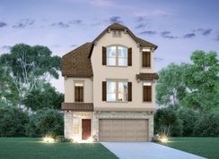 Vienna II - Centrepark Terrace: Houston, Texas - K. Hovnanian® Homes