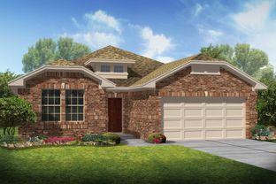 Ashburn II - Dry Creek Village: Missouri City, Texas - K. Hovnanian® Homes