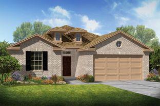 Ashburn II - Midtown Park: Alvin, Texas - K. Hovnanian® Homes