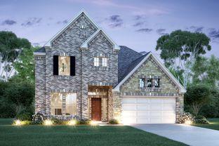 Monaco III - Newport Lake Estates: Manvel, Texas - K. Hovnanian® Homes