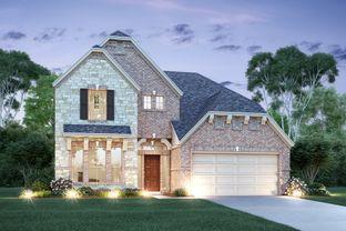 Monaco III - Sunset Ranch: Alvin, Texas - K. Hovnanian® Homes