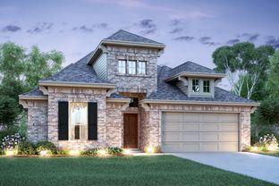 Willard II - Parkway Trails - 60' Homesites: Pasadena, Texas - K. Hovnanian® Homes