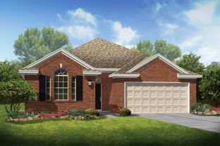 Blakemore II - Hunters Creek: Baytown, Texas - K. Hovnanian® Homes