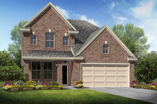 Palmer II - Crosby Park Village: Crosby, Texas - K. Hovnanian® Homes
