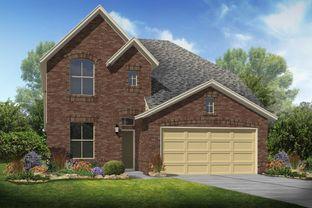 Palmer II - Katy Pointe: Katy, Texas - K. Hovnanian® Homes