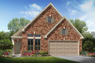 Cullman II - Bayou Oaks at West Orem: Houston, Texas - K. Hovnanian® Homes