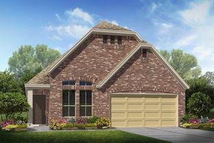 Cullman II - Crosby Park Village: Crosby, Texas - K. Hovnanian® Homes