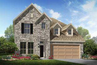 Birmingham II - Crosby Park Village: Crosby, Texas - K. Hovnanian® Homes