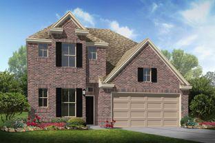 Hoover II - Crosby Park Village: Crosby, Texas - K. Hovnanian® Homes
