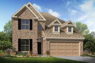 Hoover II - Hunters Creek: Baytown, Texas - K. Hovnanian® Homes