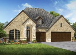 Walden - Lakes of Champion's Estates: Mont Belvieu, Texas - K. Hovnanian® Homes