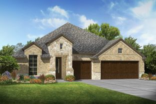 Cooperfield - Newport Lake Estates: Manvel, Texas - K. Hovnanian® Homes