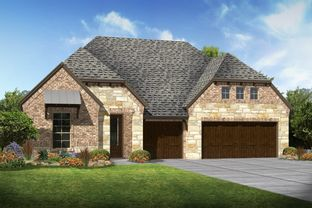 Cooperfield - Greatwood Lake: Richmond, Texas - K. Hovnanian® Homes