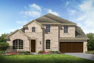 Clarendon - Greatwood Lake: Richmond, Texas - K. Hovnanian® Homes