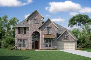 Josephine - Westwood: League City, Texas - K. Hovnanian® Homes