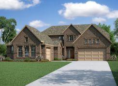 Samantha - Parkway Trails - 65' Homesites: Pasadena, Texas - K. Hovnanian® Homes