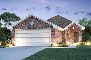 Jackie II - Bayou Oaks at West Orem: Houston, Texas - K. Hovnanian® Homes