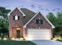 Lockport II - Terra Del Sol: Houston, Texas - K. Hovnanian® Homes