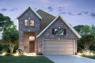 Darlington II - Bayou Oaks at West Orem: Houston, Texas - K. Hovnanian® Homes