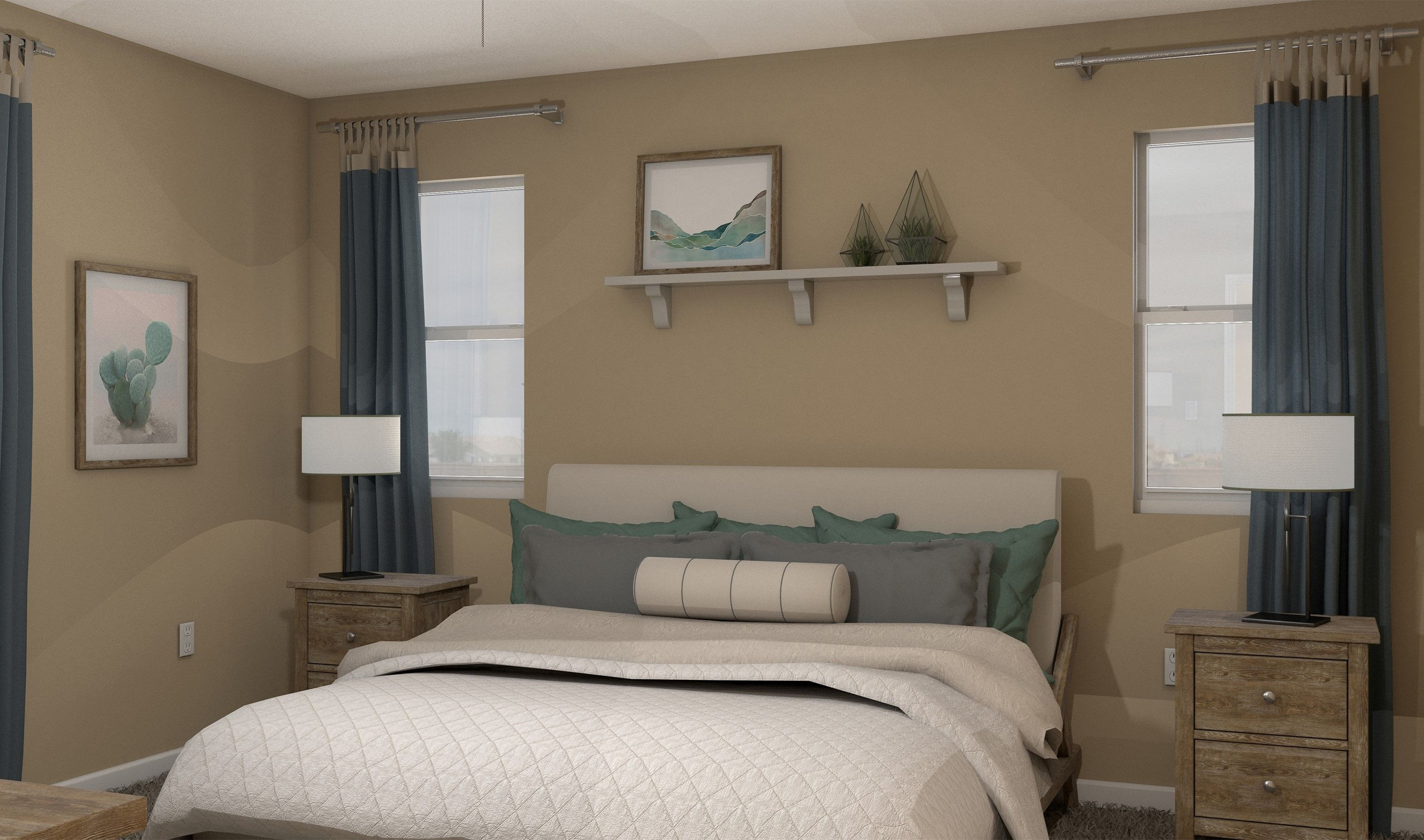 Bedroom-in-Paintbrush-at-Aspire at Wheeler Ranch-in-Arboga