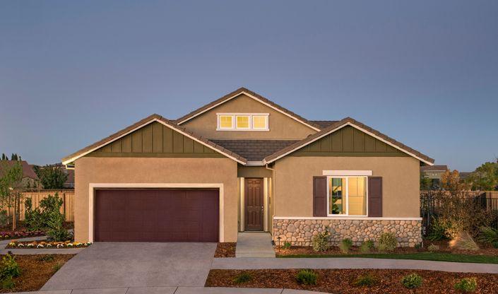 171 Lentini Way Homesite 64 Evergreen Sacramento