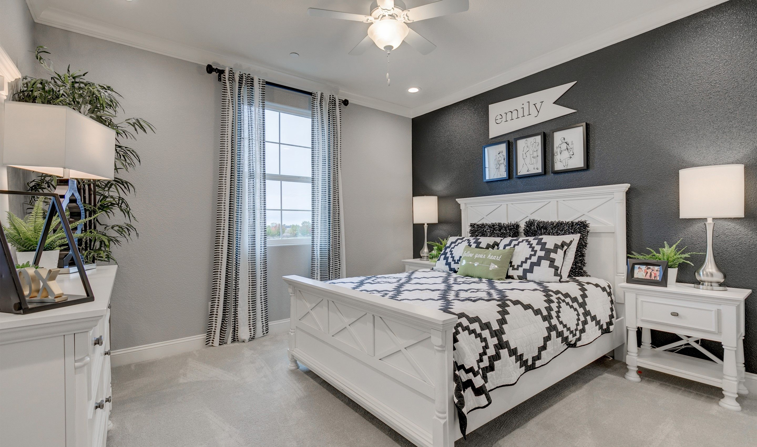 Bedroom featured in the Canopy By K. Hovnanian® Homes in Stockton-Lodi, CA