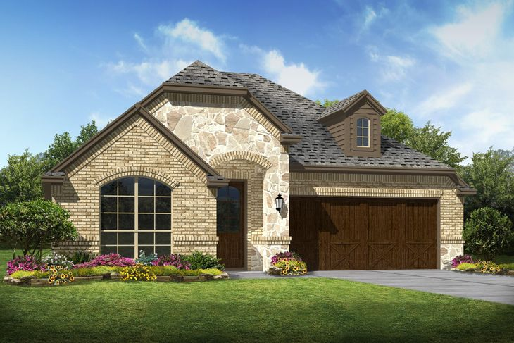 Exterior:Lawrence-C-Optional stone