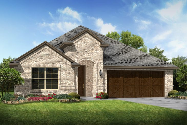 Exterior:Lynnwood III - A - Stone not shown