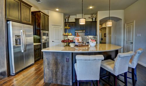 Kitchen-in-Lyoncrest IV-at-Liberty-in-Melissa