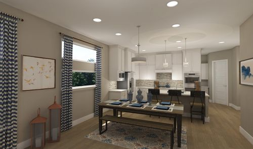 Kitchen-in-Maxwell-at-Merion at Midtown Park-in-Dallas