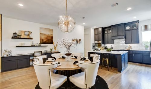 Kitchen-in-Meredith-at-Merion at Midtown Park-in-Dallas