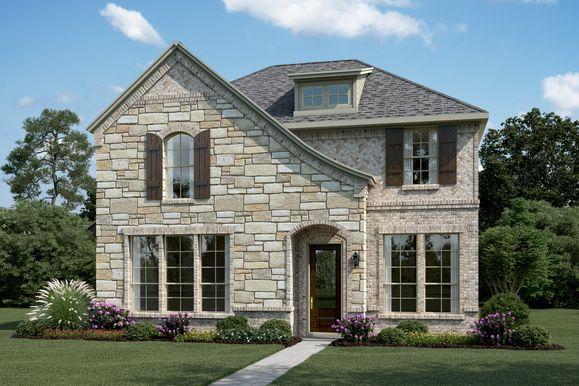 Exterior:Glenchester - S - Optional stone