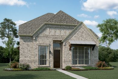 Cornerstone Palisades Richardson Texas K Hovnanian Homes