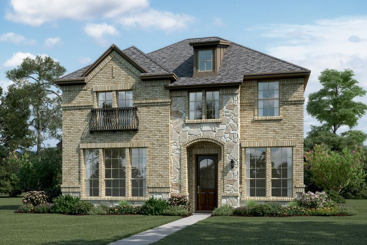 Exterior:Glenchester II - T - with optional stone