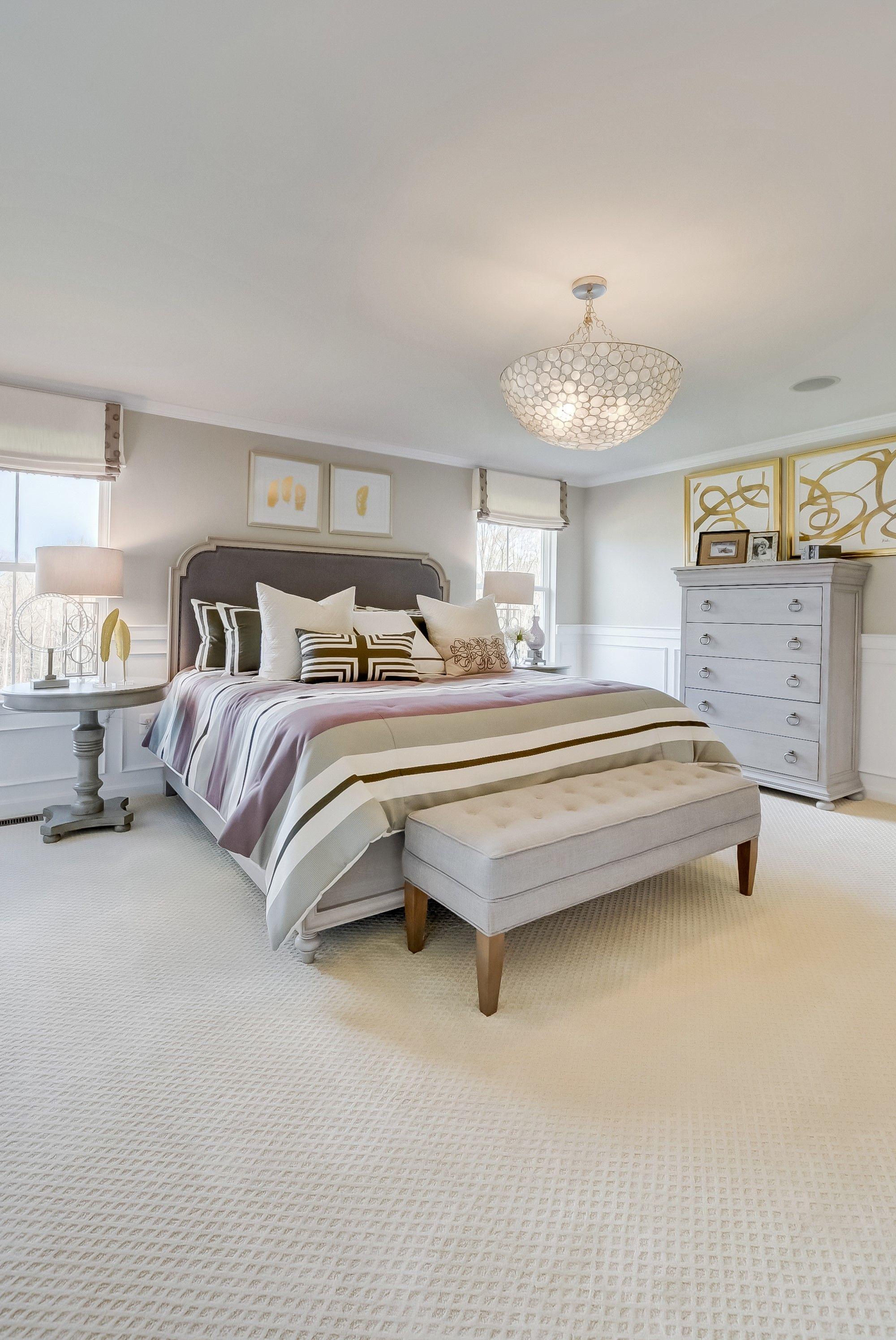 Bedroom featured in the Alaska II By K. Hovnanian® Homes in Washington, VA