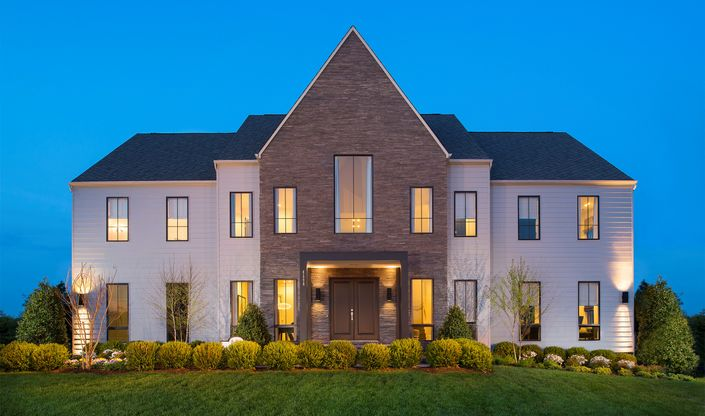 zuiderwind hts new homes at thompsons grant in virginia